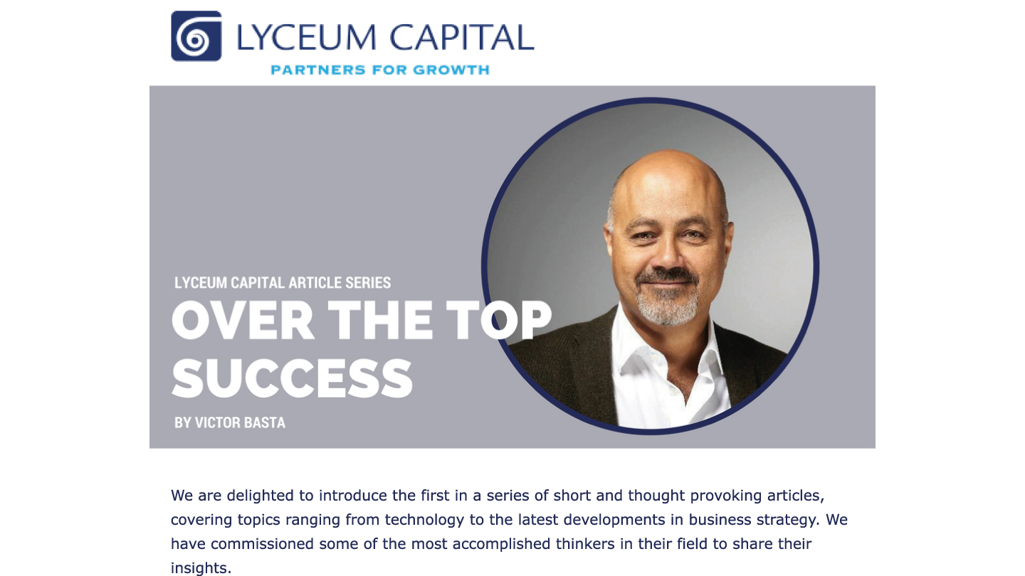 Lyceum Insight Series, 11 August 2016