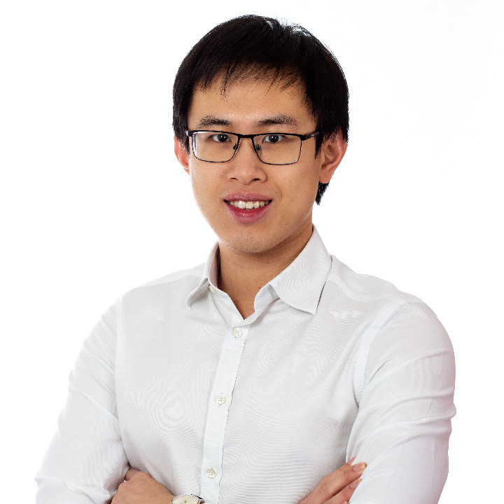 Chin Jian Lee, Magister Advisors