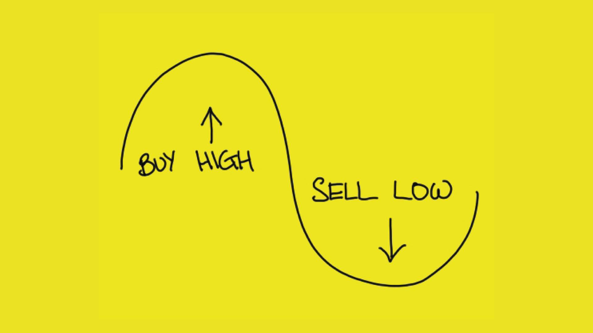 VCs are failing to 'Buy Low, Sell High'